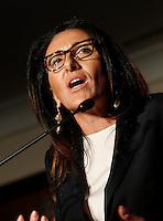 Presentazione di Valeria Valente candidato Sindaco alla Citta di Napoli