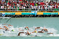 Panoramic View <br /> Women's 10Km <br /> Open Water Swimming Balatonfured<br /> Day 03  16/07/2017 <br /> XVII FINA World Championships Aquatics<br /> Lake Balaton Budapest Hungary  <br /> Photo Andrea Staccioli/Deepbluemedia/Insidefoto