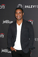"""LOS ANGELES - MAR 23:  Beulah Koale at the PaleyFest - """"Hawaii Five-0,"""" """"MacGyver,"""" and """"Magnum P.I."""" Event at the Dolby Theater on March 23, 2019 in Los Angeles, CA"""