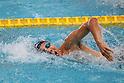 Shinichi Tomii (JPN), OCTOBER 30, 2011 - Modern Pentathlon : The 51st All Japan Modern Pentathlon Championships 200m freestyle swimming at JSDF Physical Training School, Saitama, Japan. (Photo by YUTAKA/AFLO SPORT) [1040]