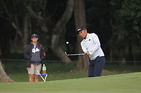 Thongchai Jaidee (THA) on the 13th fairway during Round 1 of the UBS Hong Kong Open, at Hong Kong golf club, Fanling, Hong Kong. 23/11/2017<br /> Picture: Golffile | Thos Caffrey<br /> <br /> <br /> All photo usage must carry mandatory copyright credit     (&copy; Golffile | Thos Caffrey)