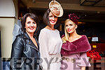 Models Sandra Shorthall, Dervela Silke and Palma Gesent  ready to walk the floor at the Daily Diva and Stuart's Select Style Autumn/Winter Fashion Fix  show in aid of Recovery Haven Kerry in the Ballygarry House Hotel on Saturday nigh