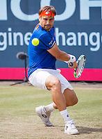 Den Bosch, Netherlands, 10 June, 2016, Tennis, Ricoh Open, David Ferrer (ESP)<br /> Photo: Henk Koster/tennisimages.com