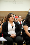 Aldine ISD Award winner Ann Pacheco at the 2011 Aldine Scholarship Foundation Scholarship Ceremony at Lone Star College - North Harris.