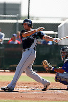Vinnie Catricala - Seattle Mariners 2009 Instructional League. .Photo by:  Bill Mitchell/Four Seam Images..