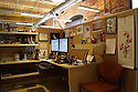 My Passion<br /> <br /> William Hanley<br /> Duke Library staff member<br /> william.hanley@duke.edu<br /> <br /> This is my cubicle in the Smith Warehouse.  What do I love about Duke University Libraries?  They allow me to combine my love of working for a library with my passions outside of work.
