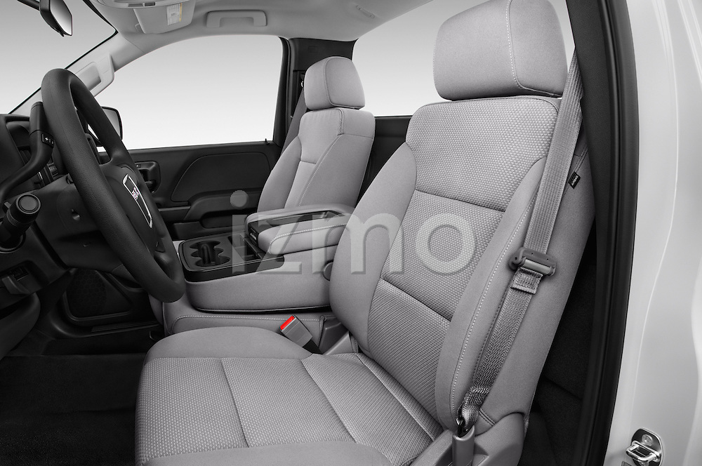 Front seat view of 2016 GMC Sierra-1500 2WD-Regular-Cab-Long-Box 2 Door Pick-up Front Seat  car photos