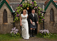 Heather & Johnny's Beautiful Loch Buie Wedding on Mull.