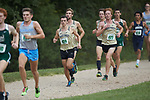 The Wake Forest men's and women's cross country team participated in the Charlotte Opener hosted by the Charlotte 49ers at Frank Liske Park on August 31, 2018 in Concord, North Carolina. (Brian Westerholt/Sports On Film)