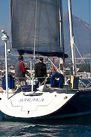 Esp 4571  .Baraka Mar  .Clemente Guijarro  .Alfonso Trastoy  .RCN Torrevieja  .First 53 XXII Trofeo 200 millas a dos - Club Náutico de Altea - Alicante - Spain - 22/2/2008