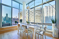 Dining Room at 46-30 Center Boulevard