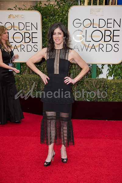 Maril Davis attends the 73rd Annual Golden Globes Awards at the Beverly Hilton in Beverly Hills, CA on Sunday, January 10, 2016. Photo Credit: HFPA/AdMedia