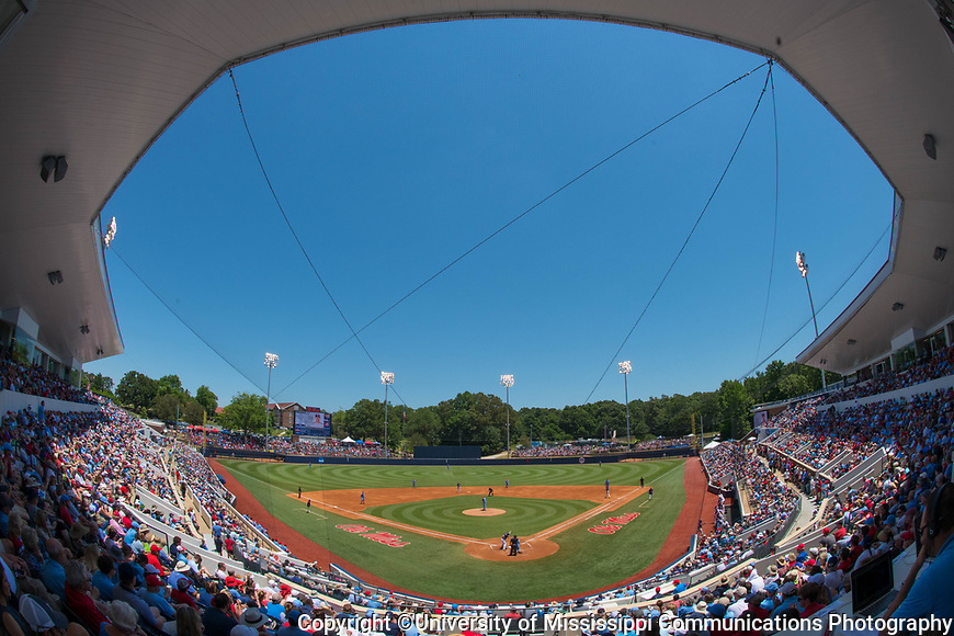 OU stadium, Swayze field.  Photo by Kevin Bain/University Communications Photography.