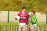 Grace O'Shea Na hAghasaigh Joanne Brosnan Flesk Rangers.