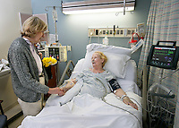 Hospital Patient & Visitor.Released: Kathe Degginger