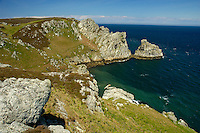 Lundy Island, Devon, UK
