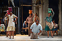 Cape Town Opera returns to the London Coliseum with their acclaimed production of Porgy and Bess. Picture shows:  Front - Nonhlanhla Yende (Bess) and Xolela Sixaba (Porgy).