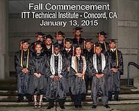 160113 ITT Fall Commencement