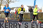 Jean Hanafin, Cliodhna Dowling and Karen O'Sullivan at the Valentines 10 mile road race in Tralee on Saturday.