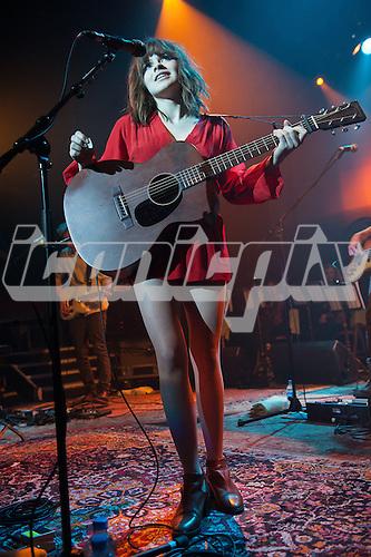 Gabrielle Aplin - performing live  at a sold out show at Koko, Camden, London, England, UK - 20 Mar 2013.  Photo credit: Justin Ng/Music Pics Ltd/IconicPix