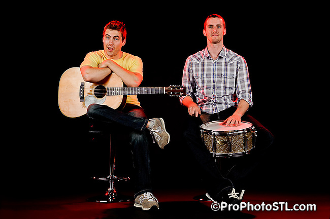 Matt Rowland Band promo pictures