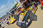 Jun 11, 2010; 2:54:22 PM; Rossburg, OH., USA; The running of the Dream XVI  Dirt Late Models at the Eldora Speedway paying $100,000 to win.  Mandatory Credit: (thesportswire.net)