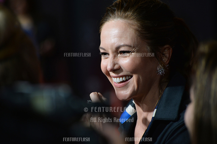 Diane Lane at the world premiere for &quot;Justice League&quot; at The Dolby Theatre, Hollywood. Los Angeles, USA 13 November  2017<br /> Picture: Paul Smith/Featureflash/SilverHub 0208 004 5359 sales@silverhubmedia.com