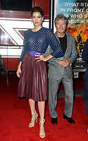 Blanca Blanco, John Savage at the premiere for &quot;Only The Brave&quot; at the Regency Village Theatre, Westwood. Los Angeles, USA 08 October  2017<br /> Picture: Paul Smith/Featureflash/SilverHub 0208 004 5359 sales@silverhubmedia.com