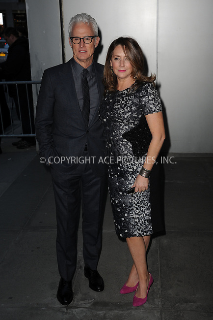 WWW.ACEPIXS.COM<br /> March 22, 2015 New York City<br /> <br /> John Slattery and Talia Balsam attending the 'Mad Men' New York Special Screening at The Museum of Modern Art on March 22, 2015 in New York City.<br /> <br /> Please byline: Kristin Callahan/AcePictures<br /> <br /> ACEPIXS.COM<br /> <br /> Tel: (646) 769 0430<br /> e-mail: info@acepixs.com<br /> web: http://www.acepixs.com