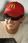 20 July 2008: Graham Rahal (USA) at the Honda Indy 200 IndyCar race at the Mid-Ohio Sports Car Course, Lexington, Ohio, USA.