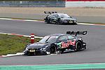 10.09.2017, N&uuml;rburgring, N&uuml;rburg, DTM 2017, 14.Lauf N&uuml;rburgring,08.09.-10.09.2017 , im Bild<br /> Marco Wittmann (DEU#11) BMW Team RMG, Red Bull BMW M4 DTM , Robert Wickens (CDN#6) Mercedes-AMG Motorsport Mercedes me, Mercedes-AMG C 63 DTM <br /> <br /> Foto &copy; nordphoto / Bratic