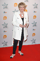 Gloria Hunniford<br /> arrives for the Good Morning Britain Health Star Awards 2016 at the Park Lane Hilton, London<br /> <br /> <br /> &copy;Ash Knotek  D3107 14/04/2016