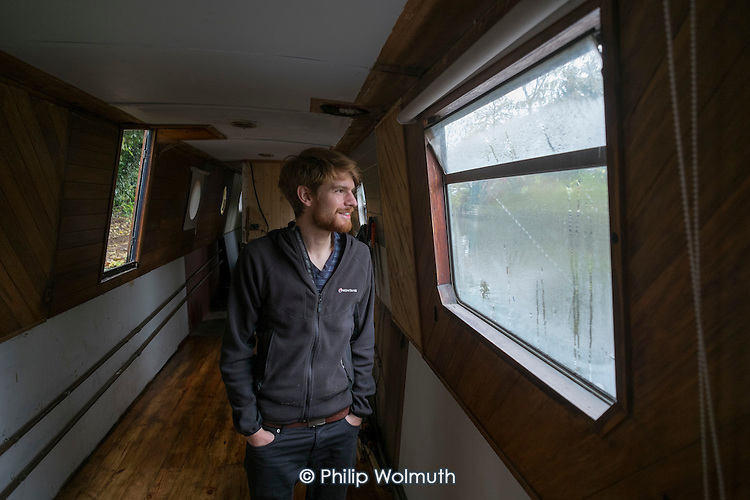 Joel , Grand Union canal, Rickmansworth.