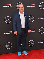Jim Gaffigan at the 2018 ESPY Awards at the Microsoft Theatre LA Live, Los Angeles, USA 18 July 2018<br /> Picture: Paul Smith/Featureflash/SilverHub 0208 004 5359 sales@silverhubmedia.com