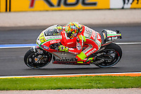 Valentino Rossi last Grand Prix with Ducati team