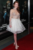 """HOLLYWOOD, LOS ANGELES, CA, USA - APRIL 03: Annalise Basso at the Los Angeles Screening Of Relativity Media's """"Oculus"""" held at TCL Chinese 6 Theatre on April 3, 2014 in Hollywood, Los Angeles, California, United States. (Photo by Xavier Collin/Celebrity Monitor)"""