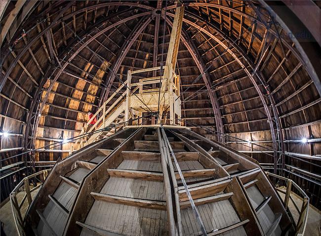 Apr. 10. 2015; Inside the Dome. (Photo by Matt Cashore/University of Notre Dame)