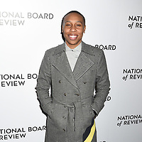 08 January 2020 - New York, New York - Lena Waithe at the National Board of Review Annual Awards Gala, held at Cipriani 42nd Street. Photo Credit: LJ Fotos/AdMedia