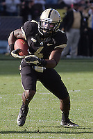 Purdue wide receiver OJ Ross. The Michigan Wolverines defeated the Purdue Boilermakers 44-13 on October 6, 2012 at Ross-Ade Stadium in West Lafayette, Indiana.