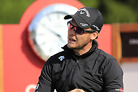 Danny Willett (ENG) on the 14th tee during Thursday's Round 1 of the 2017 Omega European Masters held at Golf Club Crans-Sur-Sierre, Crans Montana, Switzerland. 7th September 2017.<br /> Picture: Eoin Clarke | Golffile<br /> <br /> <br /> All photos usage must carry mandatory copyright credit (&copy; Golffile | Eoin Clarke)