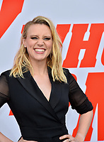 Kate McKinnon at the world premiere for &quot;The Spy Who Dumped Me&quot; at the Fox Village Theatre, Los Angeles, USA 25 July 2018<br /> Picture: Paul Smith/Featureflash/SilverHub 0208 004 5359 sales@silverhubmedia.com