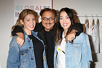 LOS ANGELES - FEB 18:  Vanessa Chow, Michael Chow, Yizhou at the Global Intuition Campaign Launch hosted by Yizhou at Fred Segal Sunset on February 18, 2019 in West Hollywood, CA