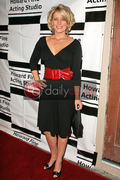 McKenzie Westmore<br />at Howard Fine's Ball of Fire. Boardners, Hollywood, CA. 12-07-06<br />Dave Edwards/DailyCeleb.com 818-249-4998