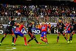 América venció como visitante 1-0 (1-0, en el global) a Deportivo Pasto. Cuartos de final Liga Águila I-2017.