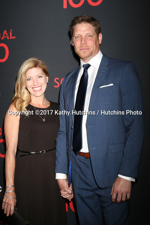 "LOS ANGELES - APR 8:  Guest, Brian Letscher at the ""Scandal"" 100th Show Party at Fig & Olive Resturant on April 8, 2017 in West Hollywood, CA"