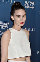 LOS ANGELES, CA - JANUARY 05: Rooney Mara attends Michael Muller's HEAVEN, presented by The Art of Elysium at a private venue on January 5, 2019 in Los Angeles, California.<br /> CAP/ROT/TM<br /> ©TM/ROT/Capital Pictures
