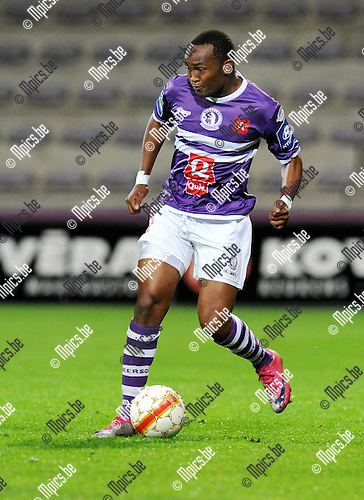 2011-09-21 / Voetbal / seizoen 2011-2012 / Beerschot AC / Vusumuzi Nyoni..Foto: Mpics
