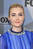 NEW YORK, NY - MAY 14: Skyler Samuels at the 2018 Fox Network Upfront at Wollman Rink, Central Park on May 14, 2018 in New York City.  <br /> CAP/MPI/PAL<br /> &copy;PAL/MPI/Capital Pictures