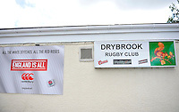 Drybrook, England. Drybrook Rugby club venue for the RFU and Canterbury Official launch of the new season's England kit at Drybrook RFC Mannings Ground, Gloucestershire, England on September 19, 2012