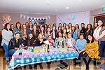 BAby Shower: Megan Galvin, Listowel, fourth from right seated celebrating her baby shower at Christy's Bar, Listowel on Saturday afternoon last.